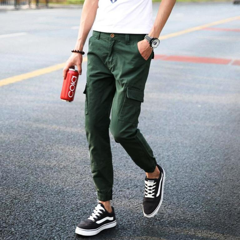 8. Cargo Pants Outfit Ideas