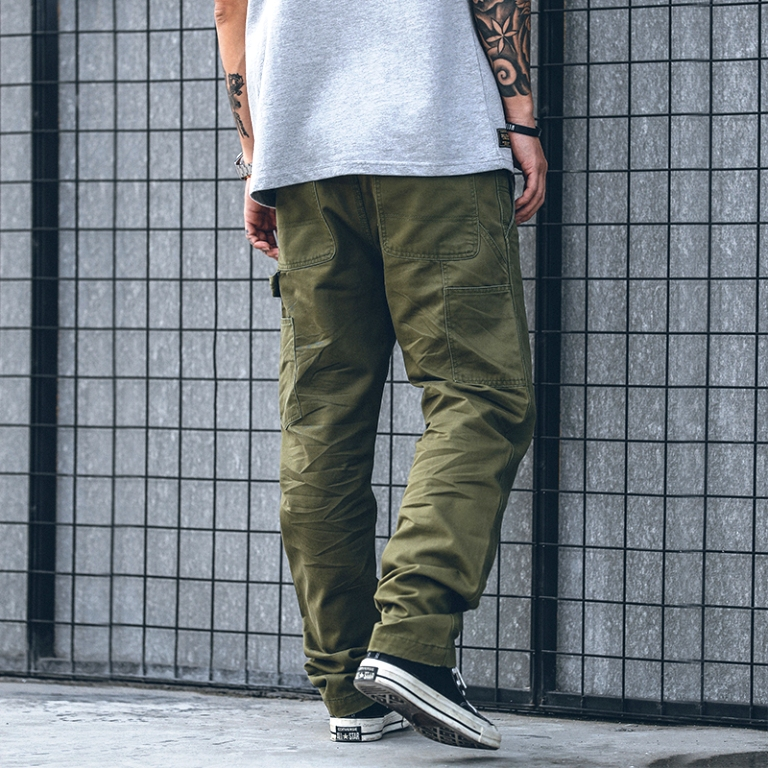 9. Cargo Pants Outfit Ideas