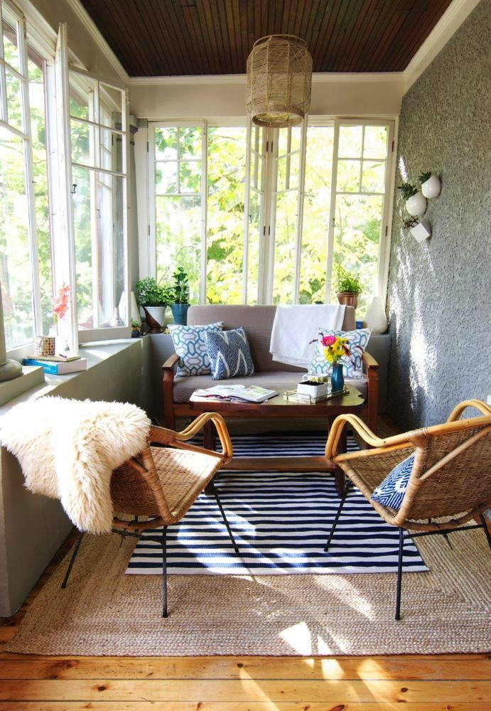 13-Sunroom Decor Ideas