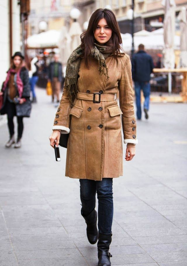 8-Women Winter Fashion