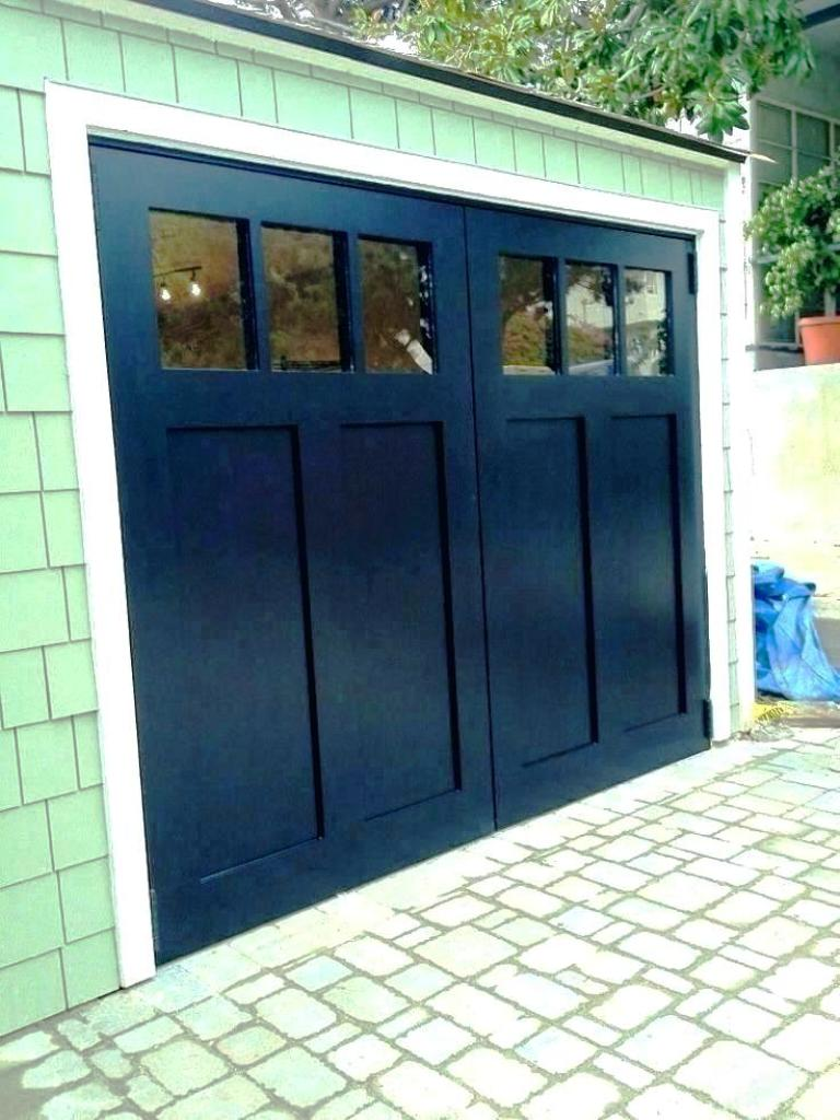 Garage Door Painting Ideas