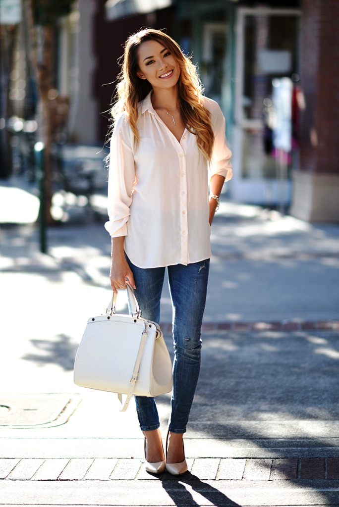Jeans Weekend Date Outfits