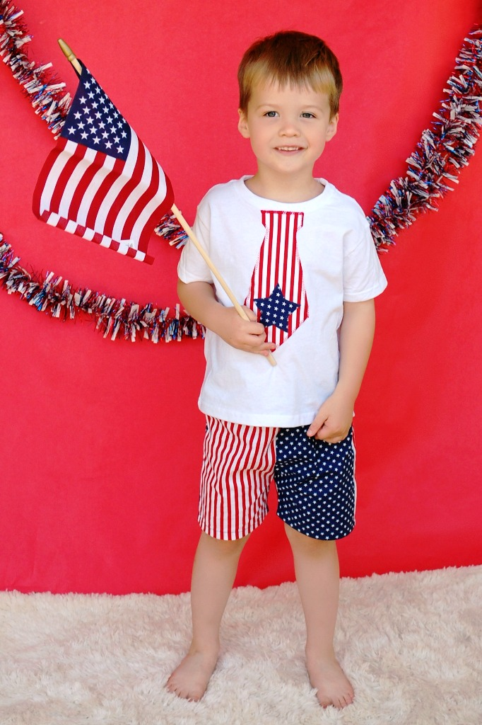 4th Of July Outfit For Baby Boy
