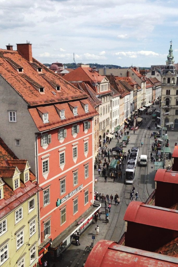 Graz-10 Best Places Visit In Austria This Year