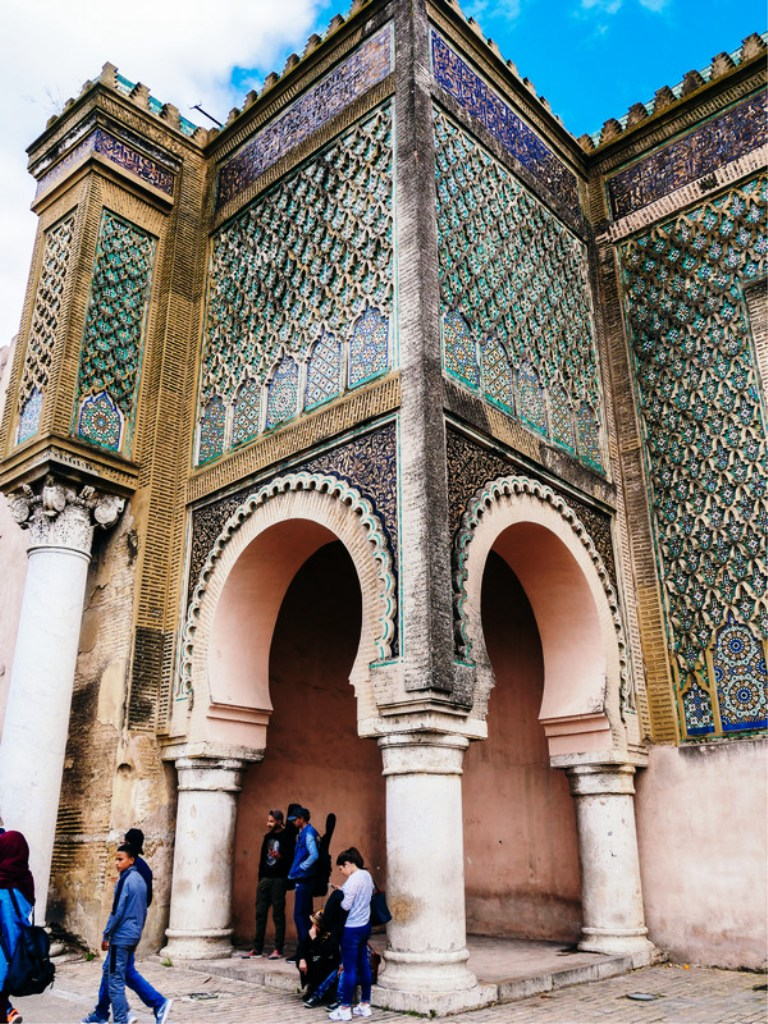 Meknes-10 Best Places To Visit In Morocco This Year