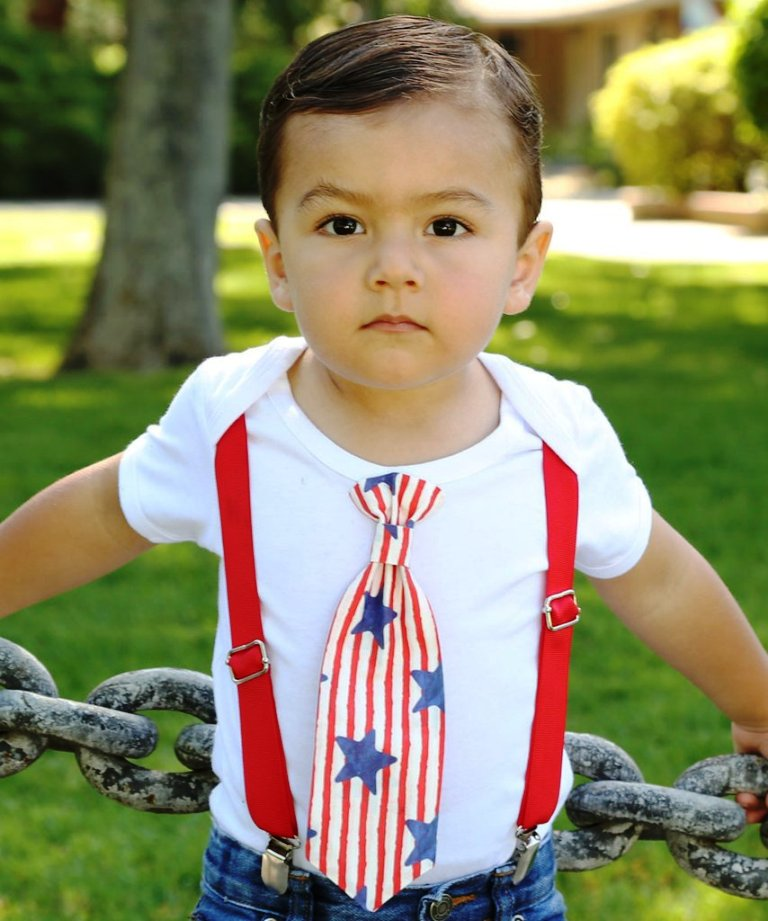 Toddler 4th Of July Outfit