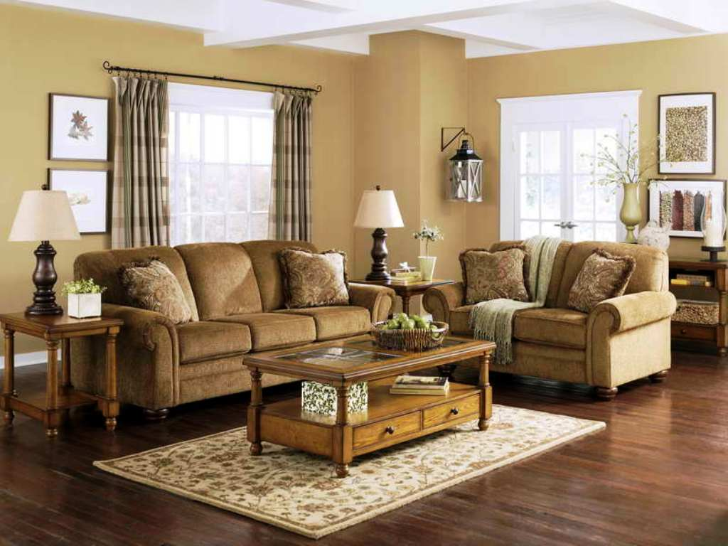 22-Traditional Living Room Ideas