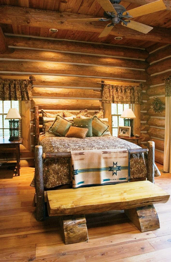25-Rustic Bedroom Ideas