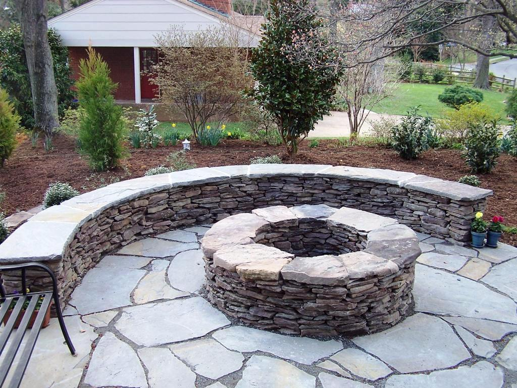 6-Outdoor Fire Pit