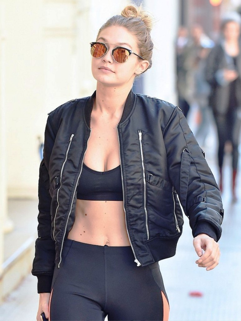 14-bomber jacket ideas for women
