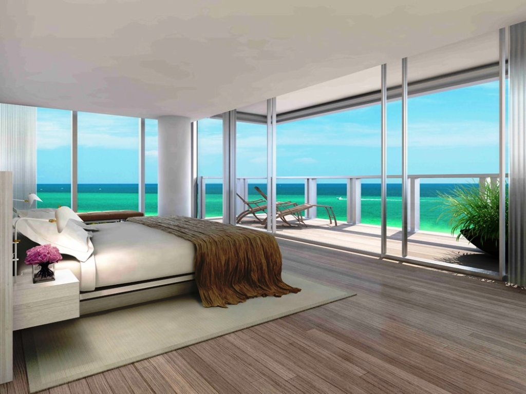 16-beach style master bedroom