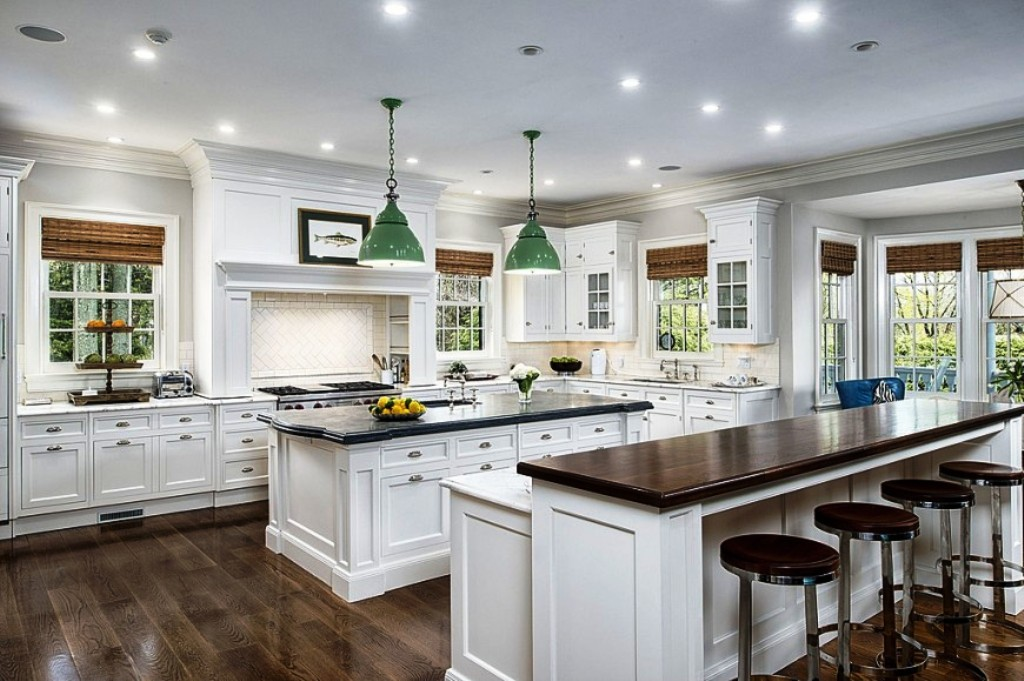 22. White luxury Kitchens