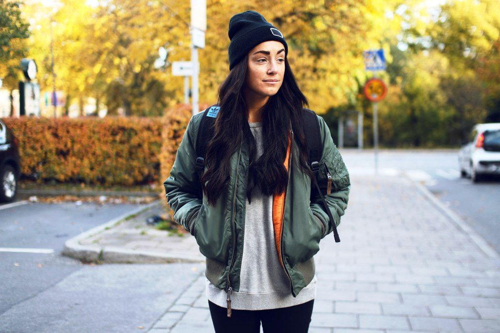 30 Bomber Jacket Ideas For Women To Try This Year