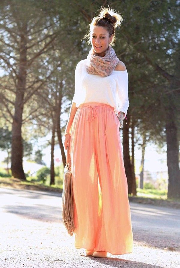 32-palazzo style for women