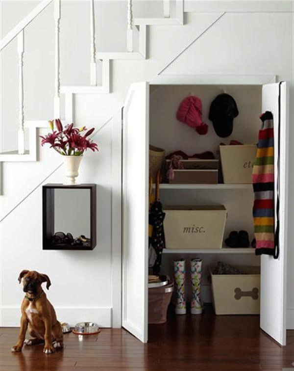 7-under stairs storage
