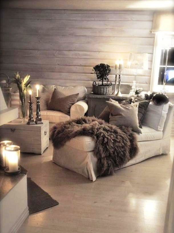 20 winter home decor ideas to make home look awesome - Home interior decoration ideas ...