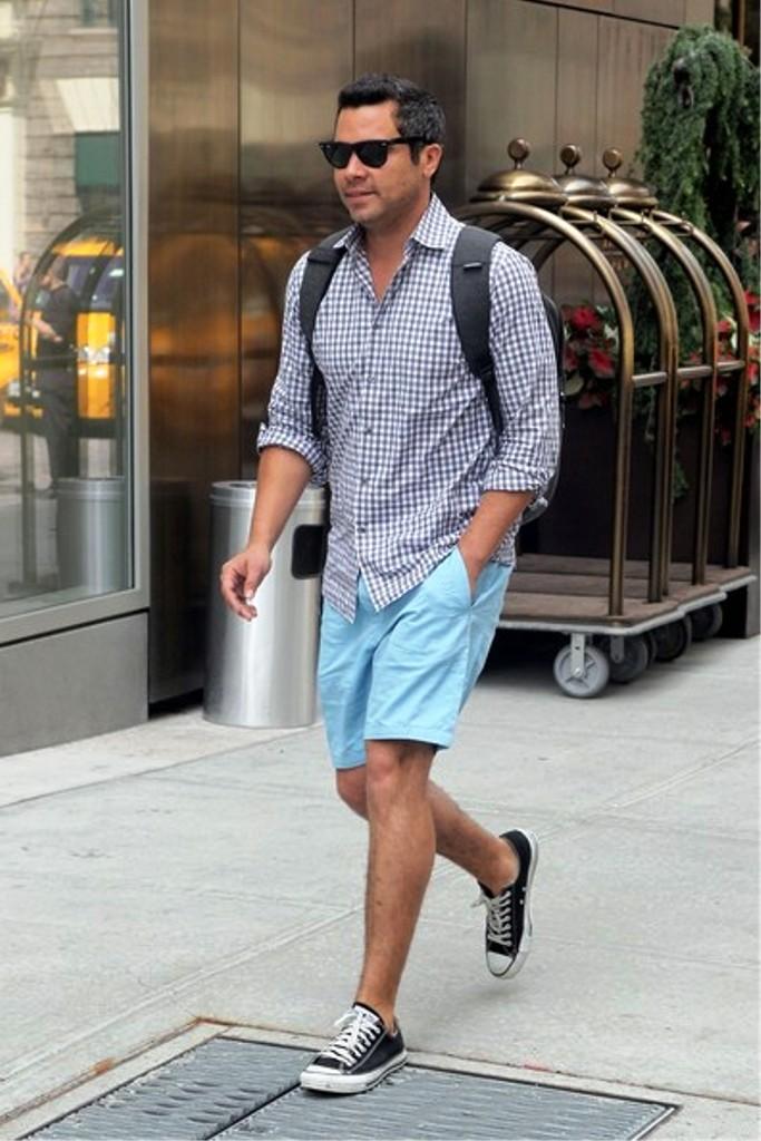 Beige Boat Shoes Mens Fashion