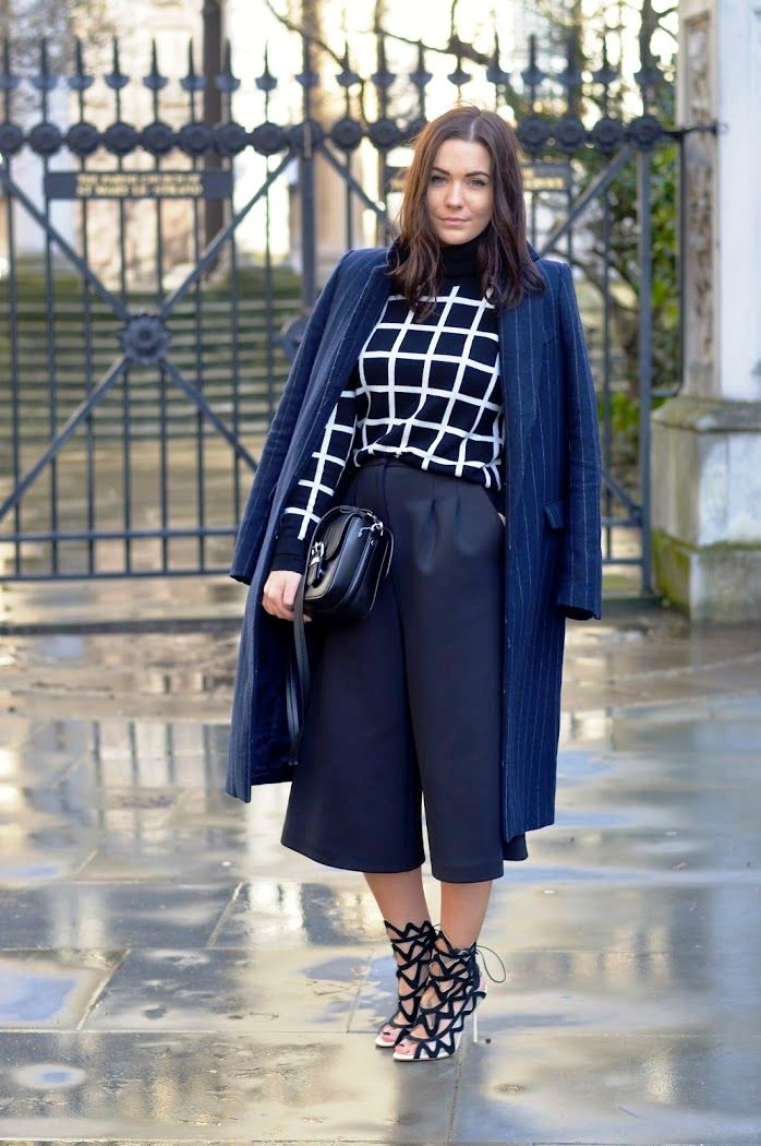 10-Awesome check outfits for Office wear