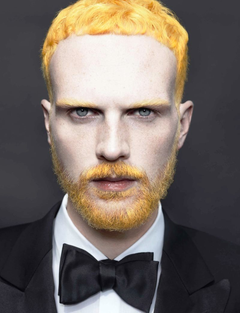 2-Hair colour Ideas For Men