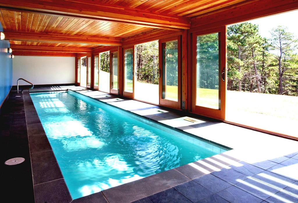 23 Amazing Small Pool Ideas: 25 Stunning Indoor Swimming Pool Ideas
