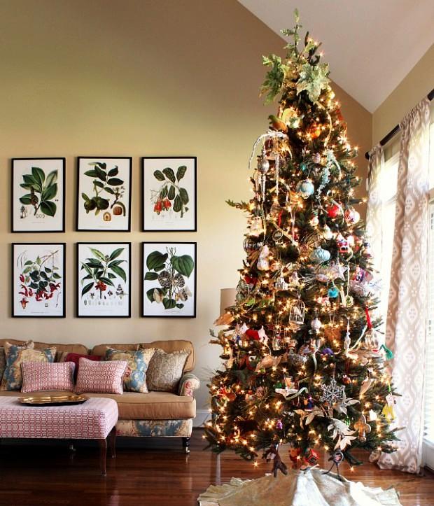 10-festive-christmas-tree-decorating-ideas