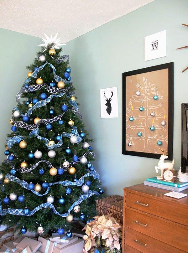 2-festive-christmas-tree-decorating-ideas