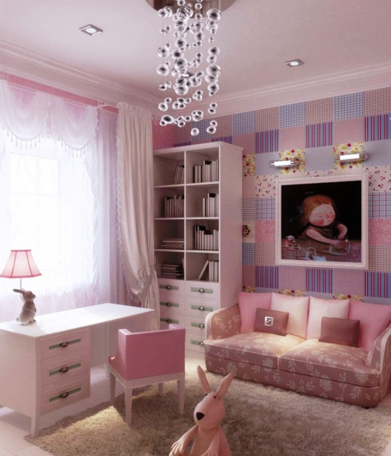 2-girls-bedroom-ideas