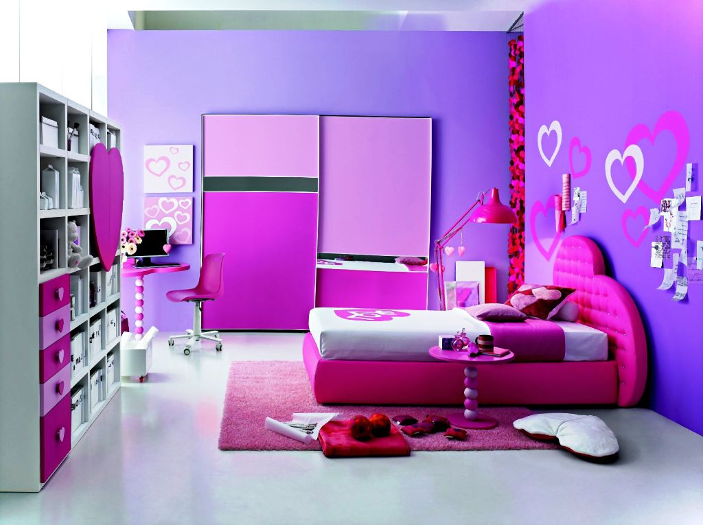 Charmant 4 Girls Bedroom Ideas
