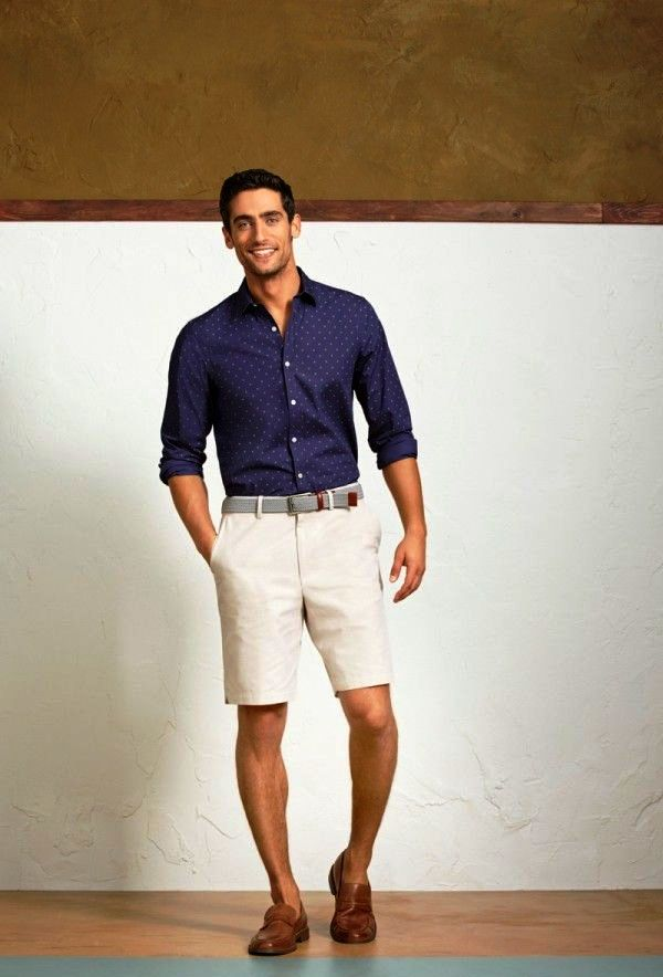 30 Cool Men Summer Fashion Style To Try Out - Instaloverz