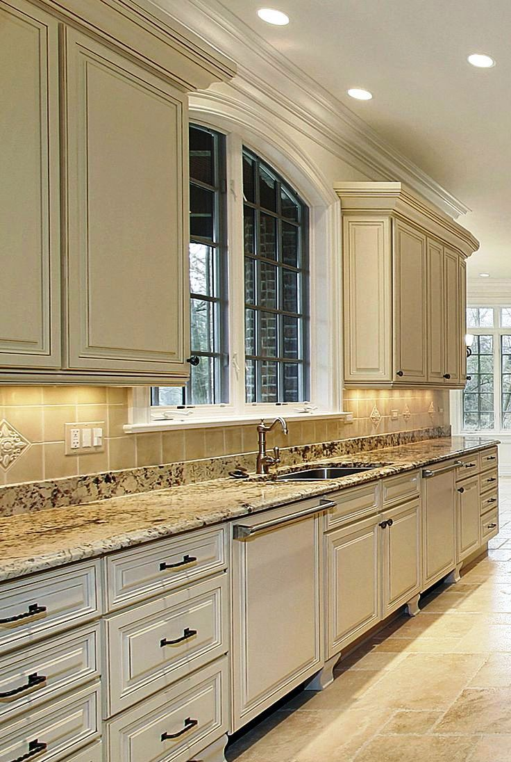 25. Traditional Kitchen Design