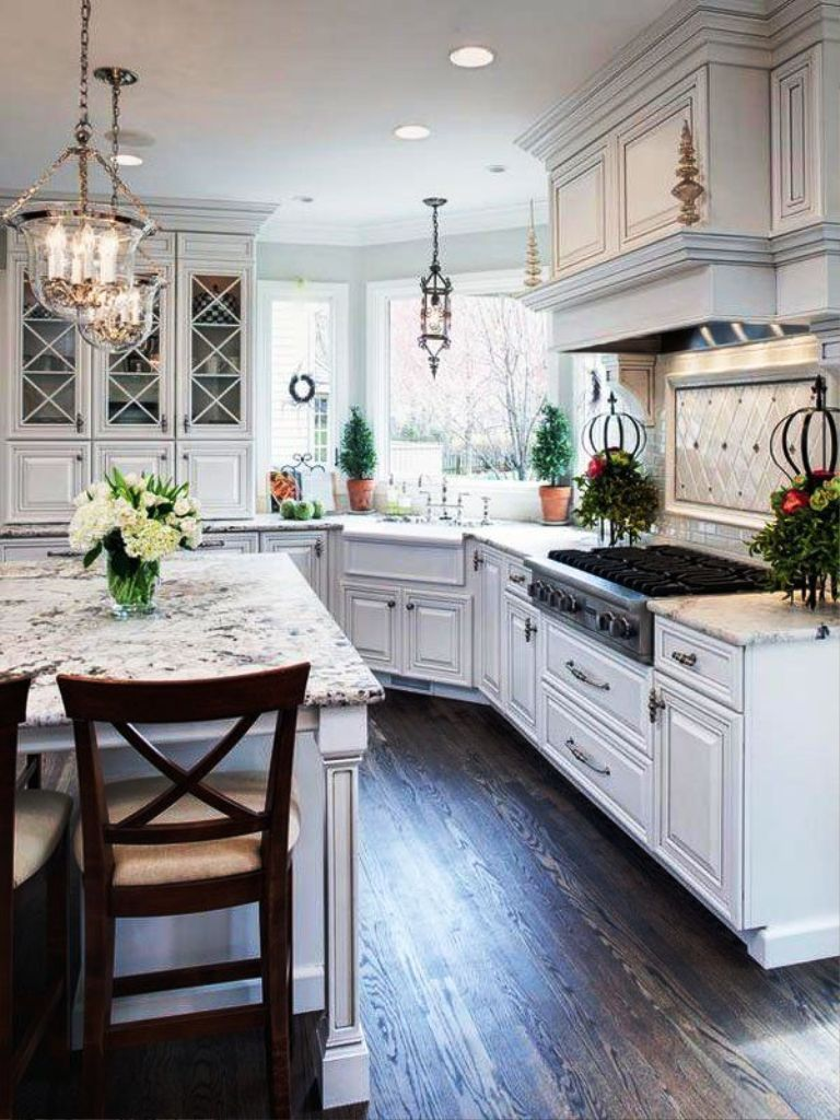 11. Traditional Kitchen Design