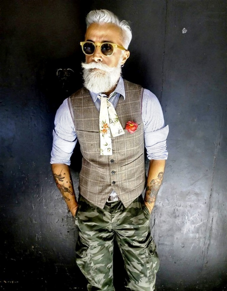 18. Old Men Outfit Ideas