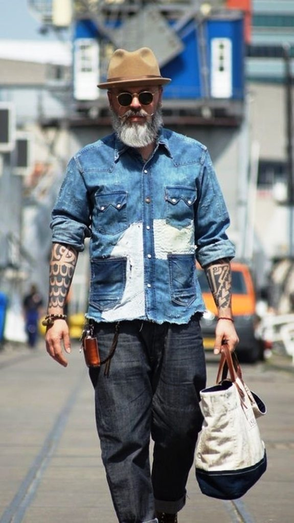 24. Old Men Outfits