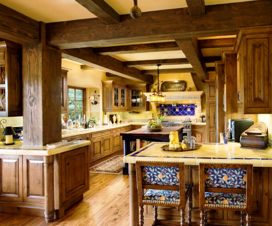 25. Mediterranean Kitchen Design and Ideas