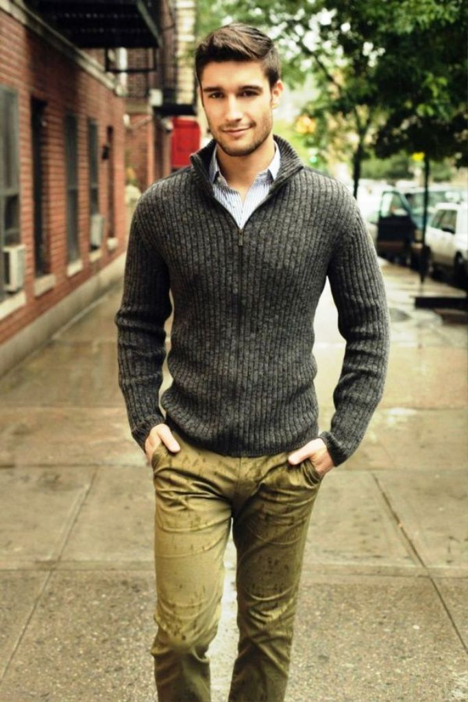 45. Preppy Mens Attire