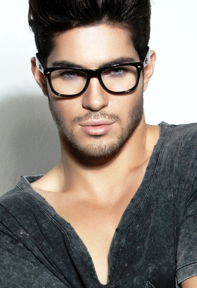 8. Men Wearing Glasses