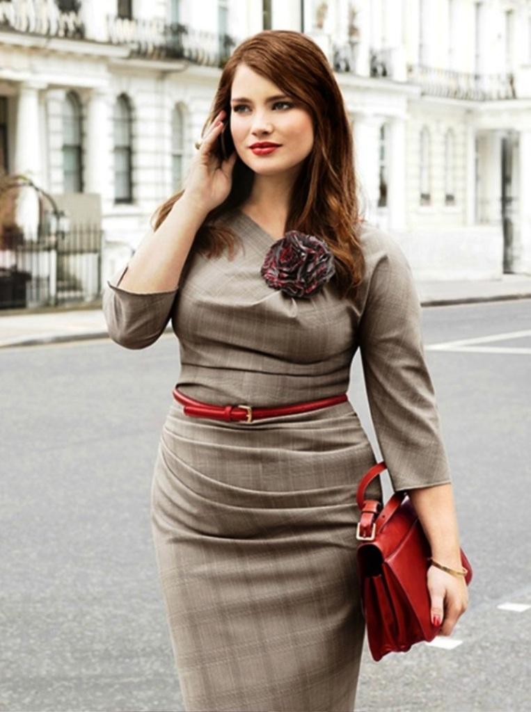 16. Curvy Girl Fashion Ideas