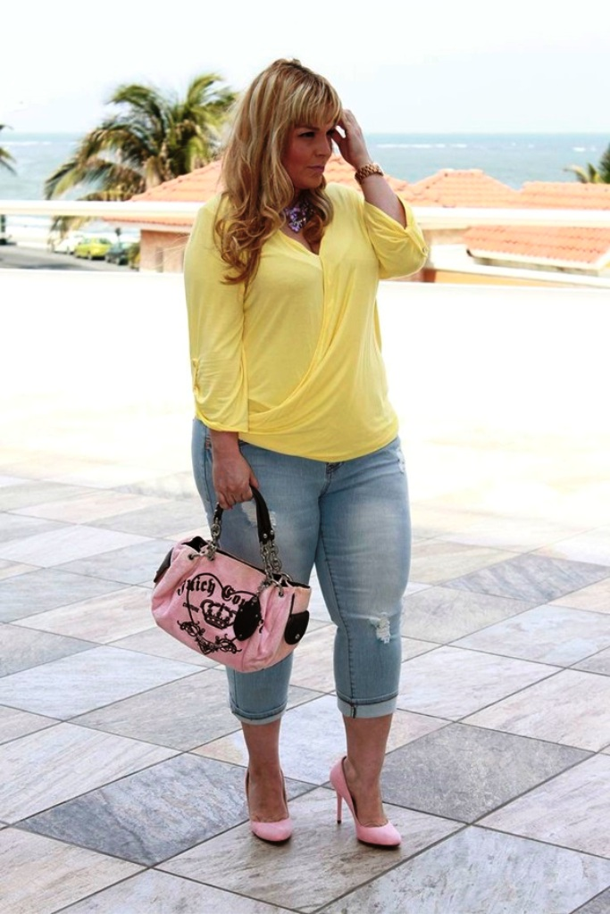 22. Curvy Girl Outfit Ideas
