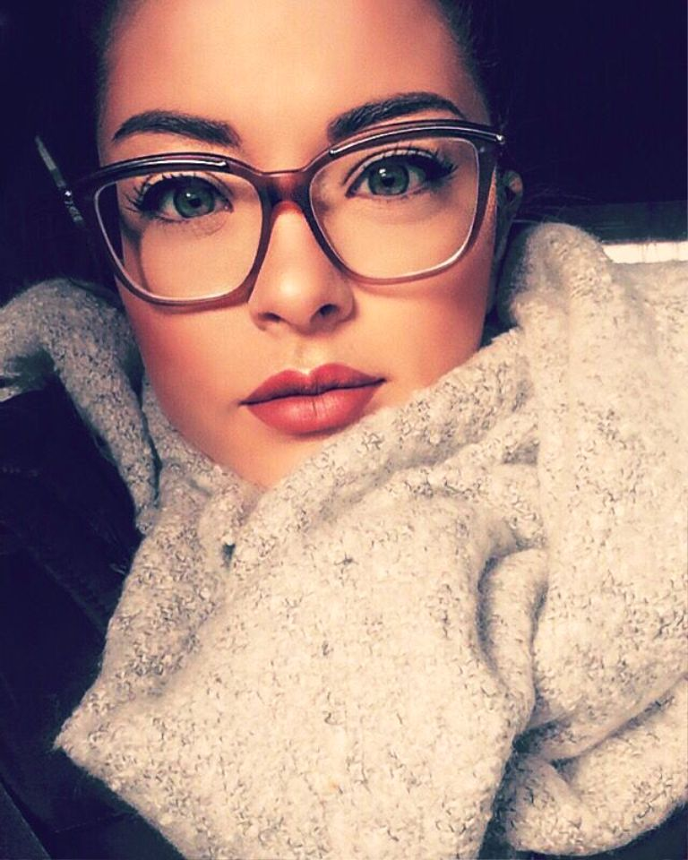 6. Girls With Glasses