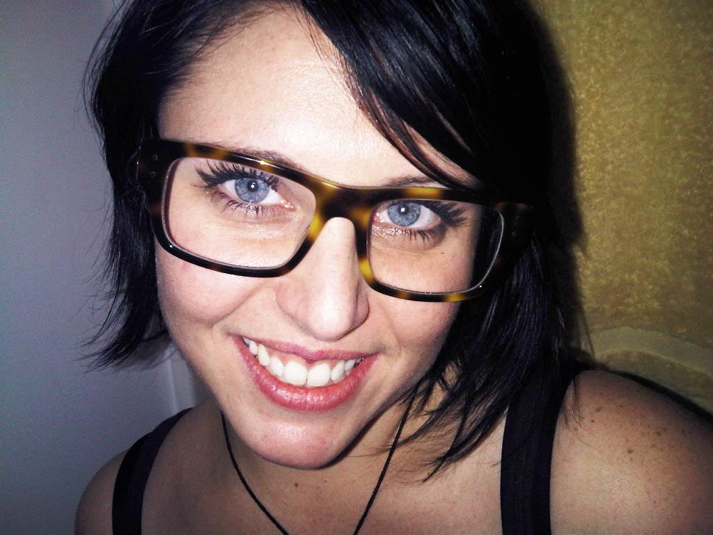 7. Girls With Glasses