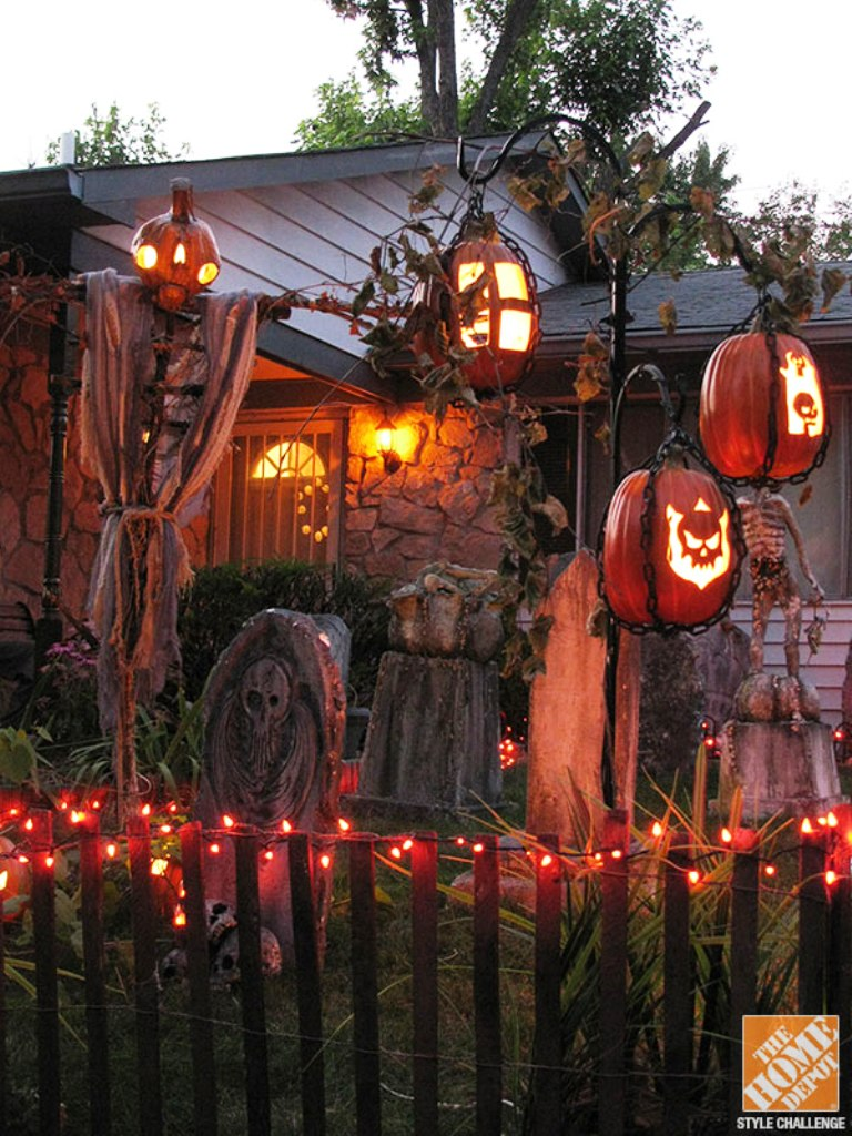Halloween Lights Decoration