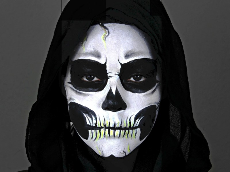35 Creepy Skull Halloween Makeup Ideas For You To Try