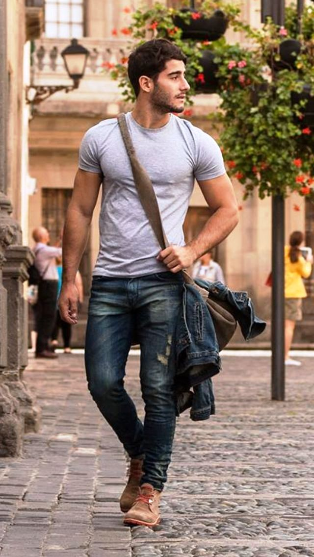 7-Casual Outfit Ideas For Men