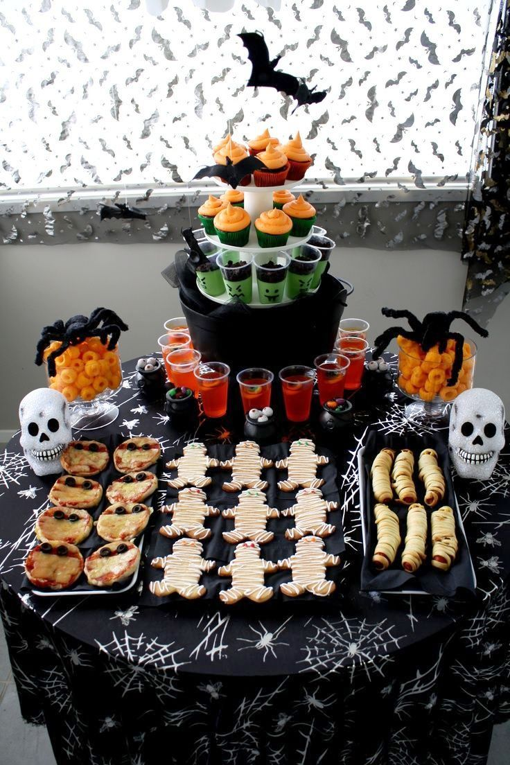 1-Halloween Kids Party
