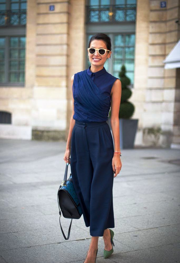 13-Culottes Outfit Formal