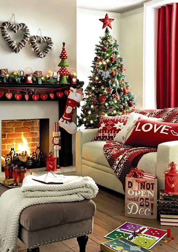 3-Christmas Home Decorations