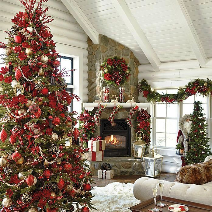 4-Christmas Home Decorations
