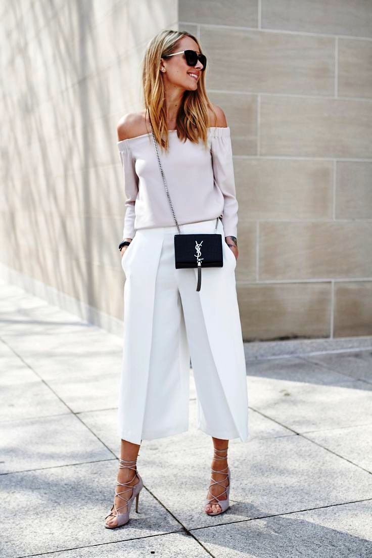 5-Culottes Outfit