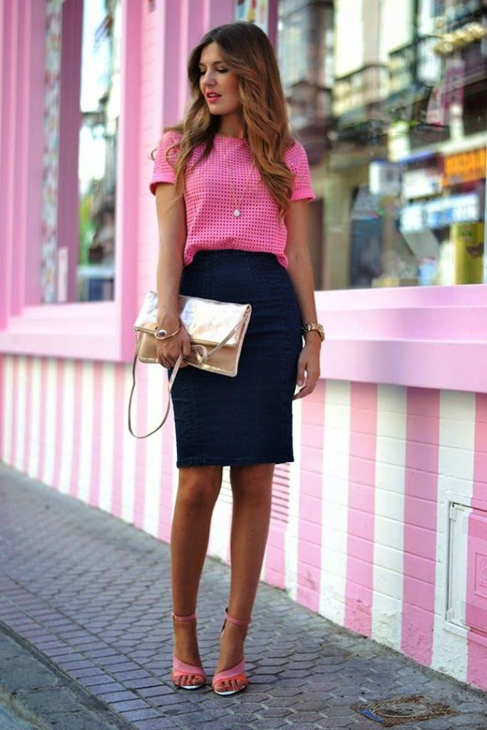Best Pencil Skirt Outfit To Try (3)