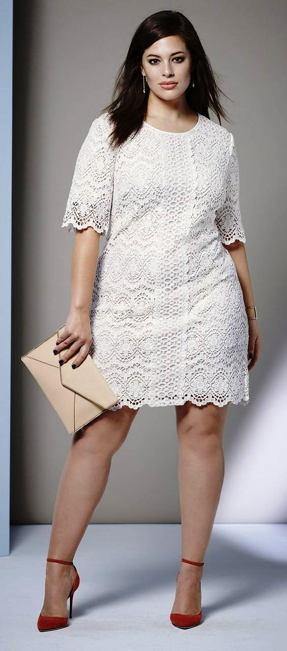 71777dd16dc 25 Amazing White Dress Outfits To Try This Year - Instaloverz